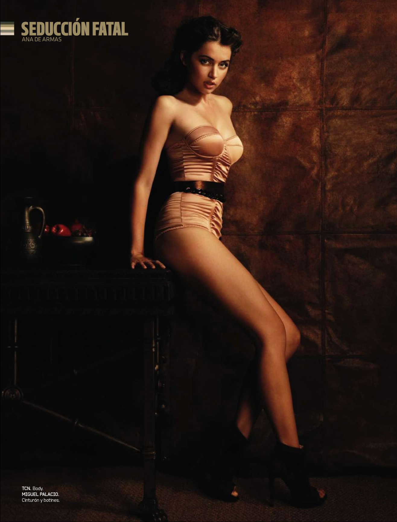 Ana de Armas Nude & Sexy (129 Photos)